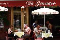 Da Gennaro  Best Italian restuant in Little Italy  New York, NY