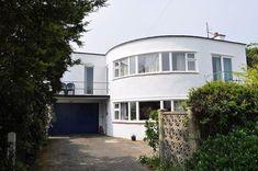 1930s Oliver Hill-designed art deco property in Frinton-On-Sea, Essex