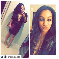 #Repost @phashionizta with @repostapp.  Night  in an all  mood #fashion #Phashionizta #stylist #vegas #indian #allblack #ootd Tap pic for #details