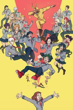 Boku no Hero Academia    My Hero Academia