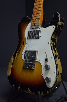 Thinline 72 relic project