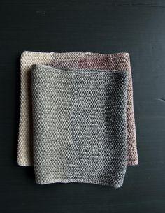 Gradient Cowl in Linen Quill