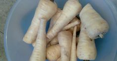 Not Aesthetically Pleasing Parsnips    I popped into Sainsburys on Thursday to pick up one or two things we needed and saw that 'Basics Pa...