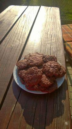 Zdravě i nezdravě: Ovesné ultra čokoládové cookies