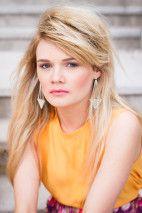 Jane Gowans Chimera avian earrings: Scottish Fashion / scottishfashion.co.uk
