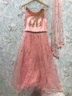 Price of 2: Rs 3250 with shipping free Price of 1: Rs 1814 with shipping free Fabric Details: Crop Top Lehenga & Gown Fancy Designer party wear 38- 40 size mix