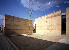 Escuela de Artes Plásticas. Arquitecto Mauricio Rocha. Oaxaca, México