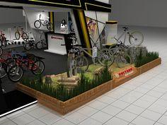 Bike Stands, Bicycle Store, Shoe Room, Showroom Design, Retail Interior, Paradis, Bike Design, Display Design, Retail Shop