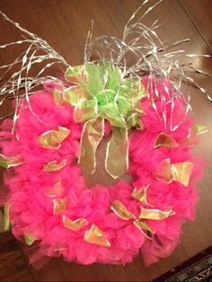 Gracie and Co.: Tulle wreaths