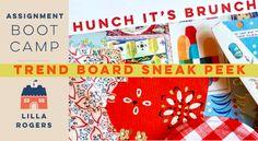 Hunch Brunch Sneak Peek