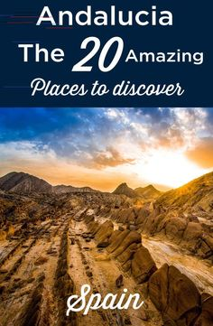 The 20 best things to do in Andalucia + itineraries to visit Andalucia from 3 days to 2 weeks. All the best places to visit, must-see attractions and points of interest in Andalucia + my best tips. Sierra Nevada, Andalusia Travel, Spain Travel, Europe Destinations, Top Place, The Good Place, Granada, Parque Natural, Andalucia Spain