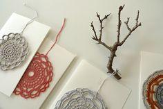 mimitrika shop: Postais crochet