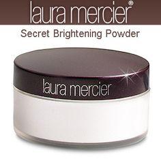 Laura Mercier Secret Brightening Powder - Perfect to set concealer under eyes
