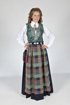 Nordmørsbunad Folk Costume, Norway, That Look, Culture, Clothing, Inspiration, Dresses, Fashion, Velvet