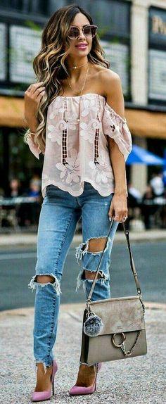 #offtheshoulder #blouses #fashion