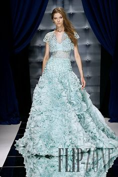Zuhair Murad Fall-winter 2010-2011 - Couture