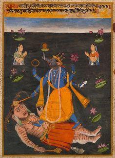 así las fiestas de algunas deidades hindúes.      nop me veo participando en ellas.  °P  (the kronos collections)