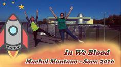 In We Blood | Machel Montano - Soca 2016 | Zumba Fitness with Irina