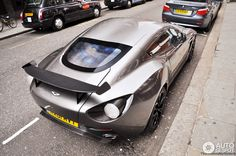 Aston Martin V12 Zagato #Next #Bond #car  #exotic