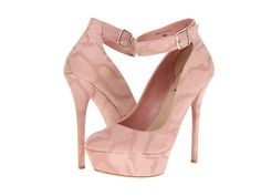 Pale Pink Prom Heels#Prom