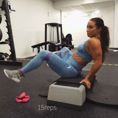 "2,779 Likes, 38 Comments - Workout Videos (@gymgirlvids) on Instagram: ""Vid by: @hannaoeberg Ok ladies this workout is very versatile! You can do it as a finisher to ur…"""