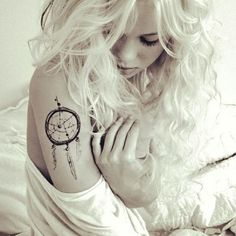 dream catchers tattoos | Dream Catcher Tattoos photo Hannah Scott's photos - Buzznet