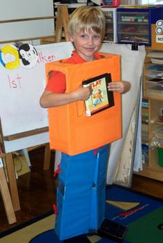 Book character day...Flat Stanley...so cute!!!