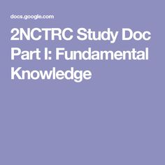 Study Doc Part I: Fundamental Knowledge Board Exam, Homeopathy, Getting Things Done, Knowledge, Study, Organization, Words, Recreational Therapy, Sepia Homeopathy