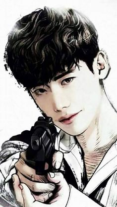 Lee Jong Suk W-two worlds Lee Jong Suk Cute, Lee Jung Suk, W Kdrama, Kdrama Actors, W Two Worlds Art, L Kpop, W Korean Drama, Lee Jong Suk Wallpaper, Kang Chul