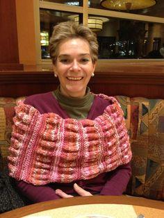 Bufanda-cuello