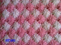Patterns of Lush Columns free crochet Master Class tutorial and graph pattern.