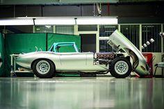 New Lightweight E-type in pics (huge gallery!)   Goodwood Road & Racing