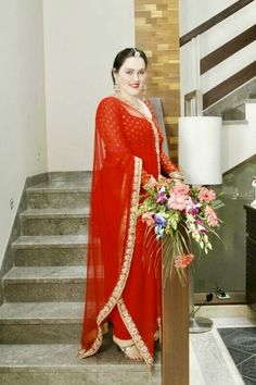 Punjabi Suits, Salwar Suits, Saree Dress, Sari, Indian Designer Suits, Indian Beauty, Indian Fashion, Indian Style, How To Wear