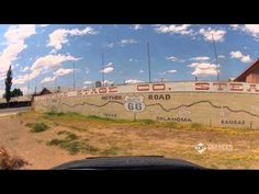 This is pretty awesome!  Route 66 in under 4 minutes!
