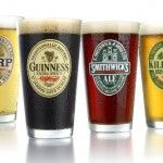 Luminarc is the oldest brand currently sold by arc, launched in 1948. Get some quality and BadAss Glasses from ARC International Luminarc Irish Beer Label Pub Beer Glass, 16-Ounce, Set of 4