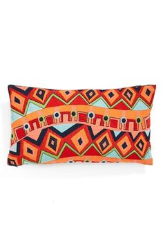 Josie by Natori 'Boho Firecracker' Decorative Pillow available at #Nordstrom