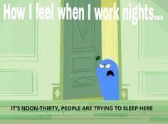 Noc shift......