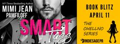 Book Blitz: Smart Tass By Author Mimi Jean Pamfiloff  Smart Tass  Ohellno Series byMimi Jean PamfiloffPublication Date:April 11 2017Genres: Adult Contemporary Romantic Comedy  Purchase:Amazon|Amazon UK|Amazon CA|Amazon AU|Kobo|Barnes & Noble|iBooks  From New York Times Bestseller Mimi Jean Pamfiloff comes SMART TASS a new Romantic Comedy.  Hes the hot quarterback all the girls want. Shes the smart girl he loves to pick on. And now that theyre all grown up things are about to get geekin ugly…