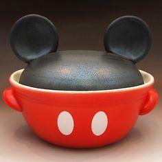土鍋9号 ミッキーマウス ディズニー キッチン用品【RCP】|ROOM - my favorites, my shop 好きなモノを集めてお店を作る