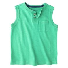 Cherokee® Infant Toddler Boys' Tank Top