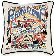 Pennsylvania State Pillow