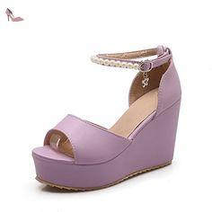 Chaussures BalaMasa violettes SYOV3g5D4