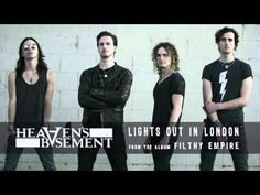 Heaven's Basement - Lights Out In London
