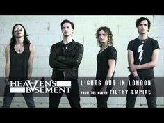 Heaven's Basement - Lights Out In London