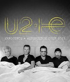 #tickets 2 Red Zone Tickets (Edge Side) for U2 in San Jose, May 8th, get up close! please retweet