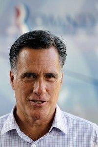 Mitt Romney losing race....