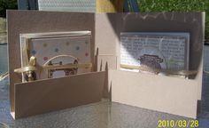 Antiques 3 x 3 Card Set