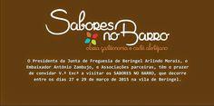 Outeiro do Circo: Sabores do Barro - I Congresso Oleiros do Sul - 27...