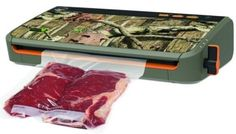 GameSaver Wingman Vacuum Sealer GM2150-000 - An overall overview