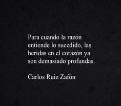 〽️ Carlos Ruiz Zafon...